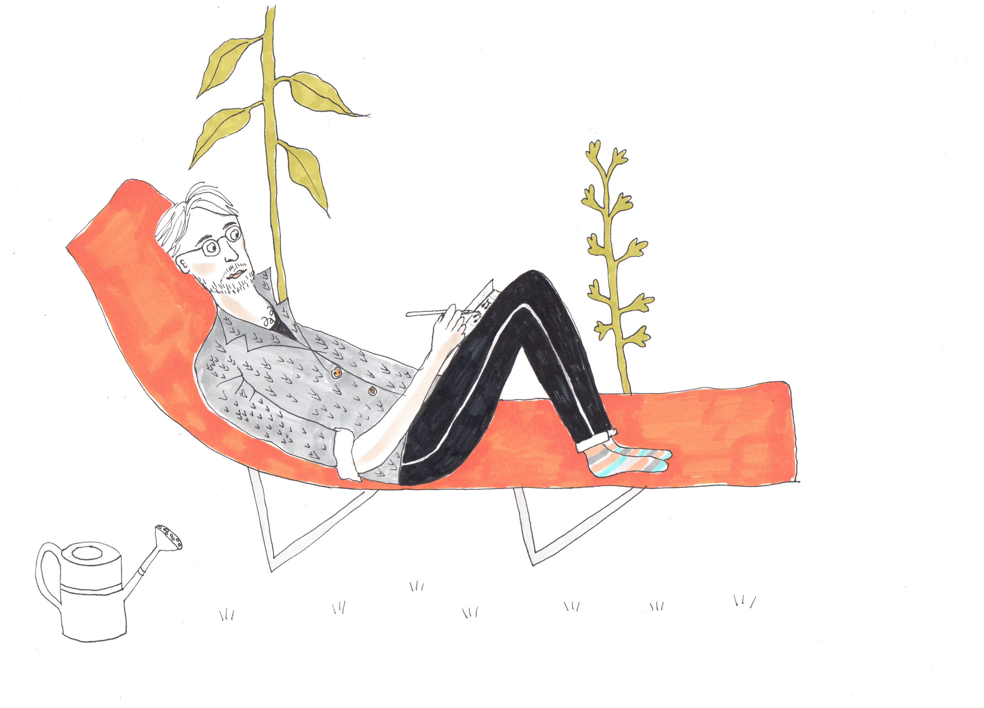 Illustration by Sophie Swindells